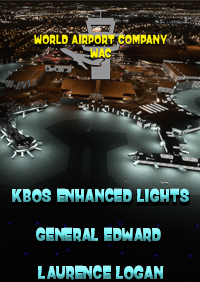 WORLD AIRPORT COMPANY -  KBOS GENERAL EDWARD LAWRENCE LOGAN INTERNATIONAL AIRPORT LIGHTS MSFS