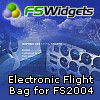 FSWIDGETS - ELECTRONIC FLIGHT BAG FS2004