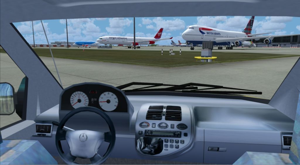 JUSTFLIGHT - TRAFFIC 360 (DOWNLOAD)