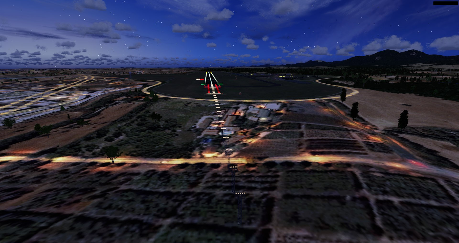 NMG SIMULATIONS - GEORGE AIRPORT V3.3 P3D5