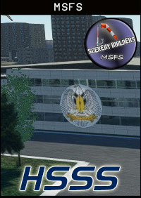 FSXCENERY - HSSS KHARTOUM INTERNATIONAL AIRPORT MSFS