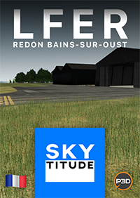 SKYTITUDE COMPANY - REDON BAINS-SUR-OUST [LFER], FRANCE, BRITTANY REGION P3D4-5