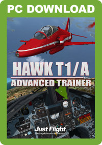 JUSTFLIGHT - HAWK T1/A ADVANCED TRAINER FSX P3D