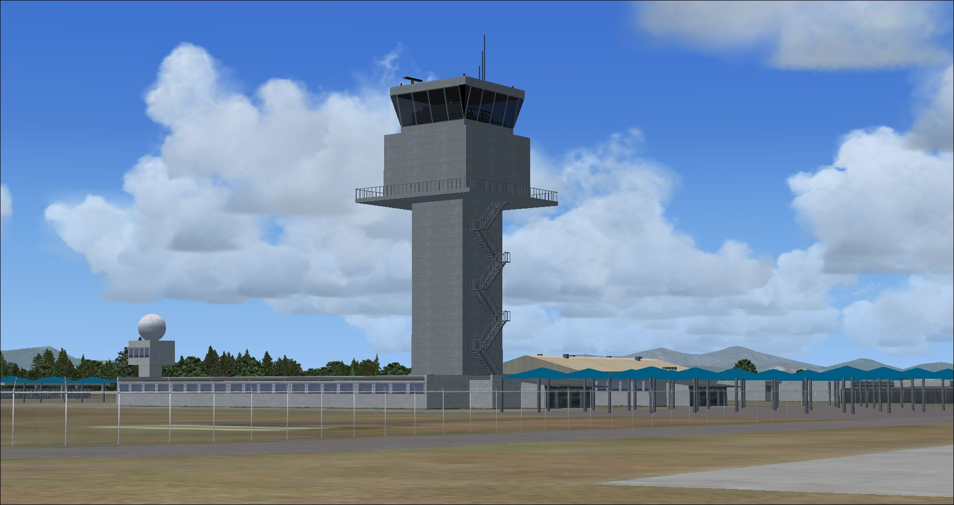 NMG SIMULATIONS - CAPE TOWN INTL AIRPORT V5.0.1 FSX