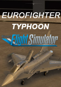 BREDOK3D - EUROFIGHTER TYPHOON MSFS