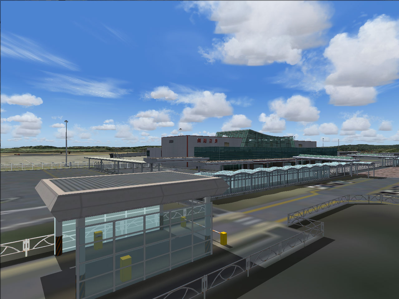 OVERLAND - JAPANESE AIRPORTS VOL8