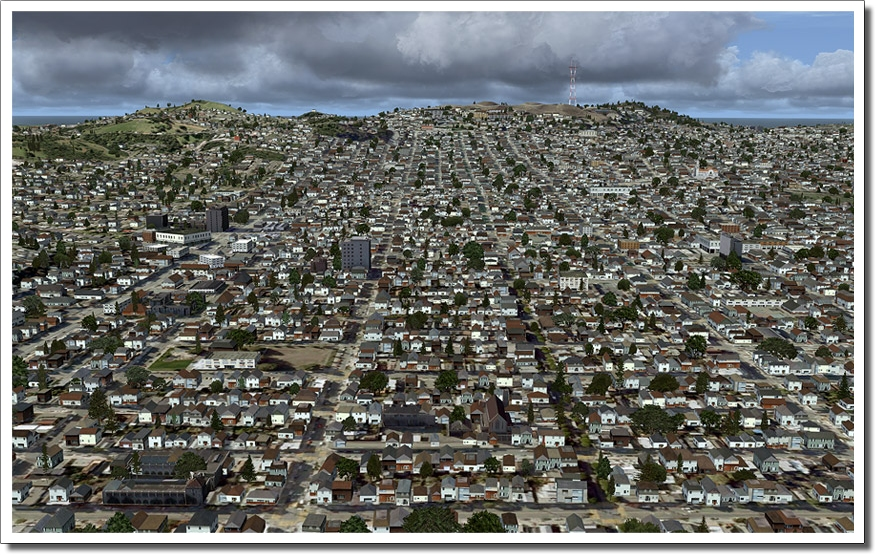 AEROSOFT - US CITIES X - SAN FRANCISCO FSX P3D