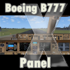 NPSIMPANELS - BOEING B777 PANEL
