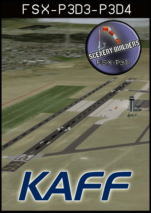 FSXCENERY -   KAFF US AIR FORCE ACADEMY FSX P3D
