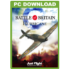 JUSTFLIGHT - BATTLE OF BRITAIN HURRICANE