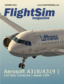 FLIGHTSIM MAGAZINE I10 - SUMMER 2015 FREE
