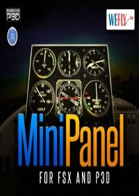 WEFLY WORKS TEAM - MINI-PANEL FSX P3D