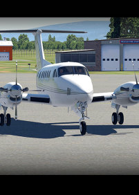 CARENADO - B200 KING AIR HD SERIES X-PLANE 11
