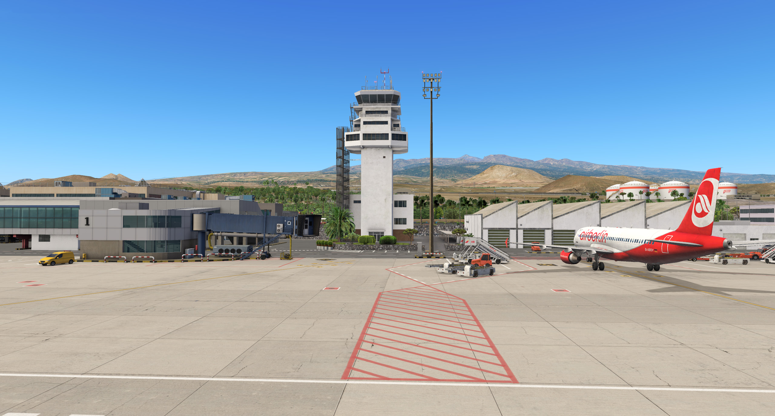 DIGITAL DESIGN - TENERIFE-SOUTH XP11