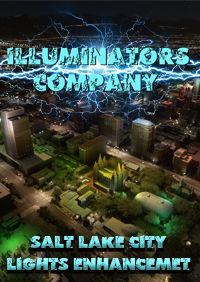 ILLUMINATORS - SALT LAKE CITY (USA) NIGHT LIGHT ENHANCED MSFS
