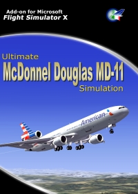 PERFECT FLIGHT - ULTIMATE MCDONNEL DOUGLAS MD-11 SIMULATION FSX