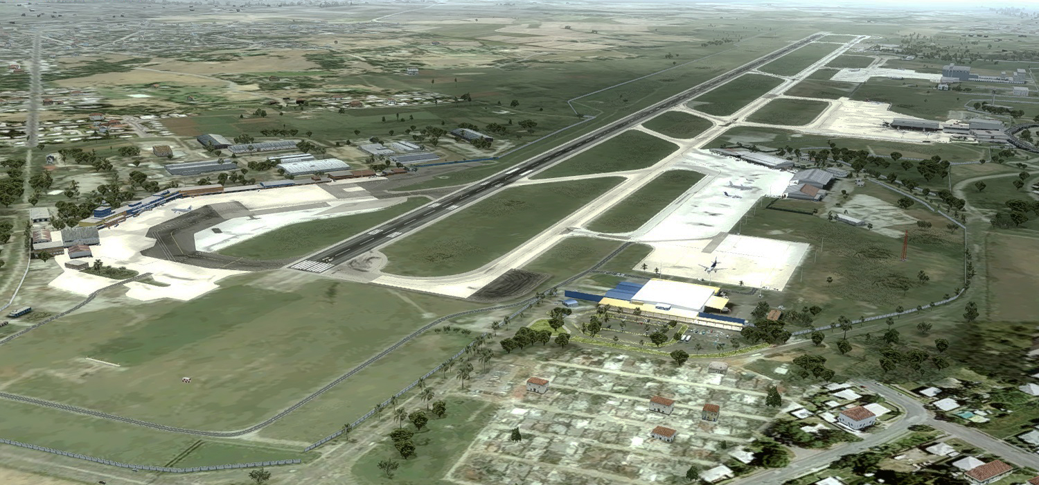MEX HIGH FLIGHT - MUHA JOSE MARTI INTERNATIONAL AIRPORT FSX P3D