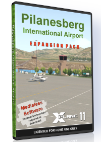 NMG SIMULATIONS - PILANESBERG INTERNATIONAL AIRPORT X-PLANE 11