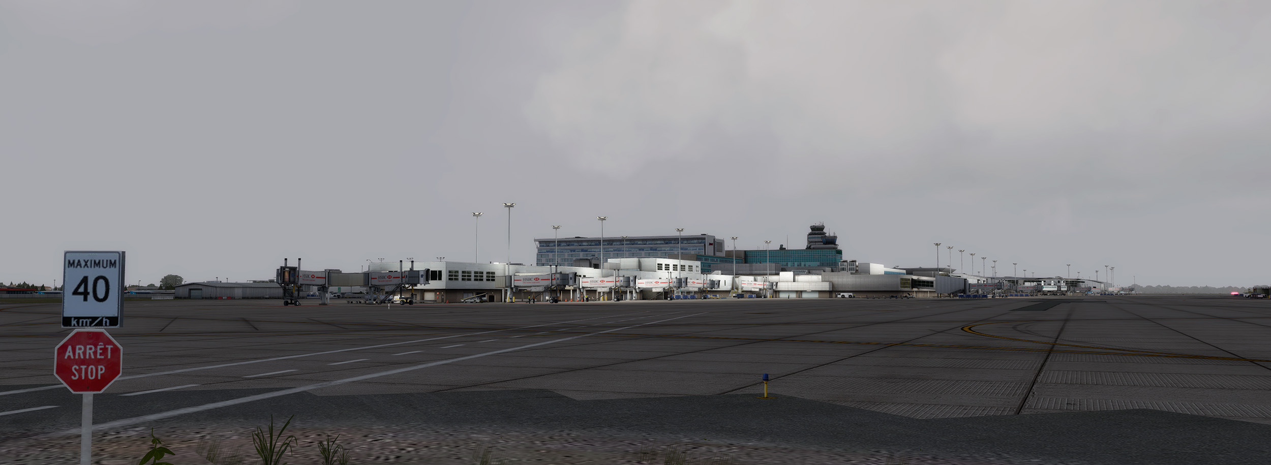 FLYTAMPA - MONTREAL V1 TO V2 UPGRADE P3D4