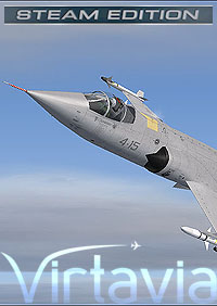 VIRTAVIA - F-104 STARFIGHTER FOR FSX-SE