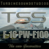 TURBINE SOUND STUDIOS - F-16-PW-F100 SOUNDPACK