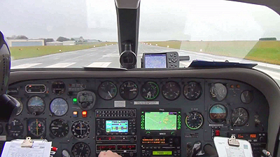 REALFLYING - COCKPIT CESSNA 340A II