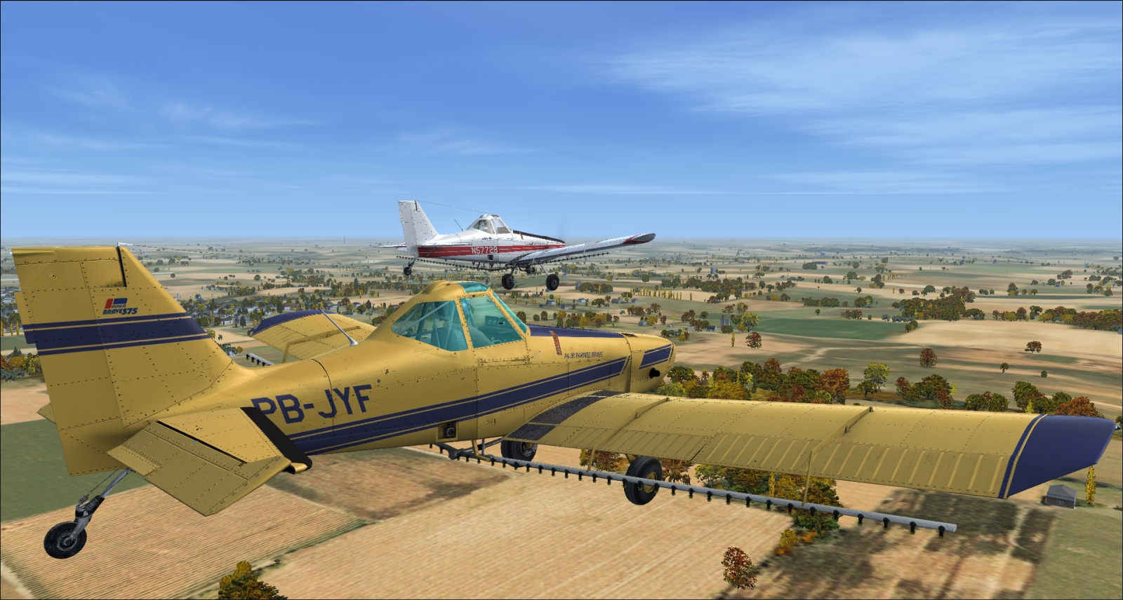 TAKEFLIGHT INTERACTIVE - FARM AIR FSX