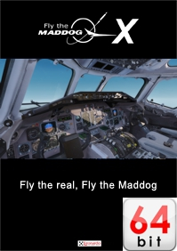 LEONARDO SOFTWARE - FLY THE MADDOG X 64 BIT P3D4