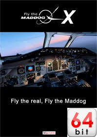 LEONARDO SOFTWARE - FLY THE MADDOG X 麦道82 喷气式客机 64位 P3D4