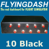 FLYINGDASH - 10 BLACK