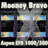 FRIENDLY PANELS - MOONEY BRAVO ASPEN EFD1000/500 PANELS FOR FSX
