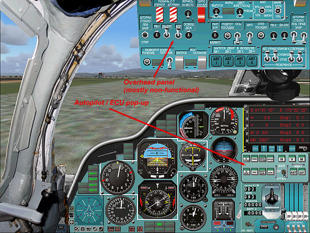 VIRTAVIA - TU-160 BLACKJACK FSX STEAM EDITION