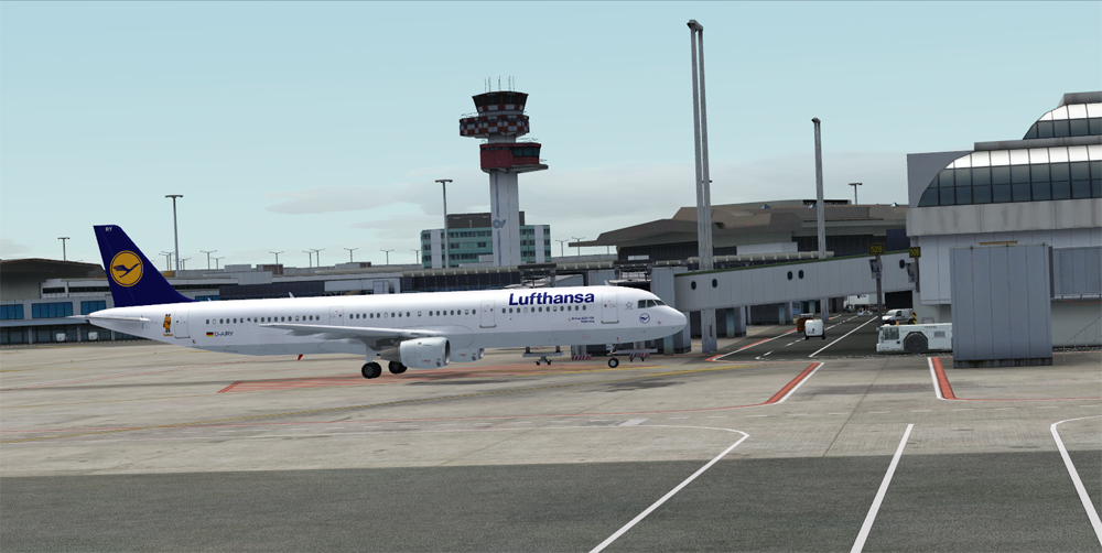 AEROSOFT - MEGA AIRPORT ROME (DOWNLOAD) FSX P3D