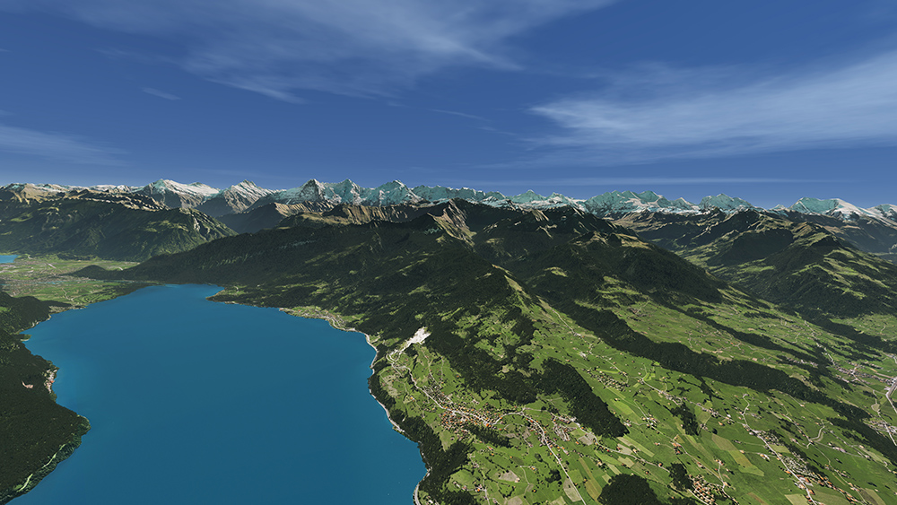 SWITZERLAND FOR AEROFLY FS 2
