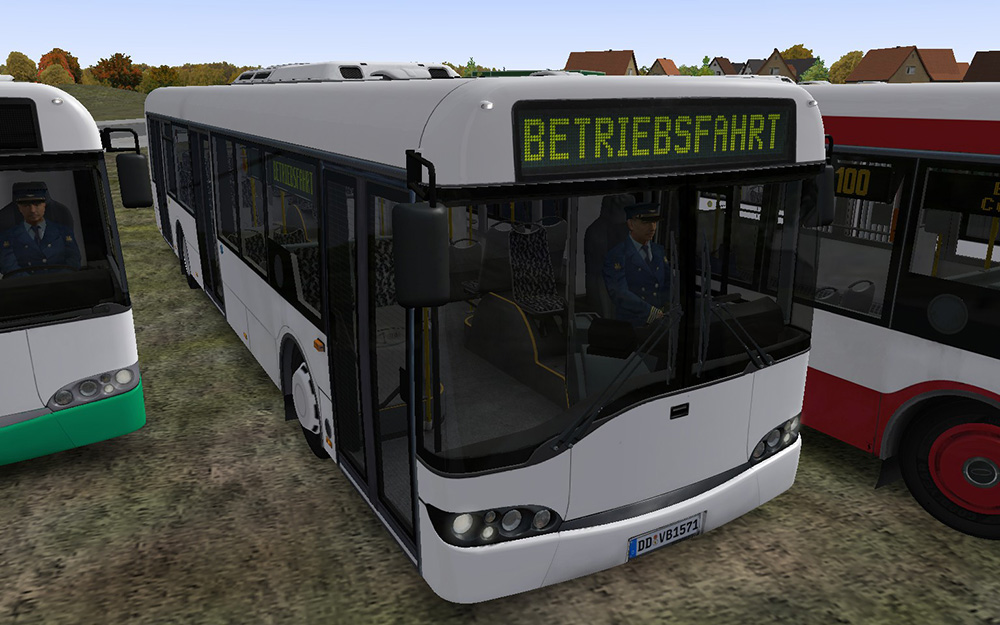 AEROSOFT - OMSI 2 ADD-ON URBINO CITYBUS SERIES