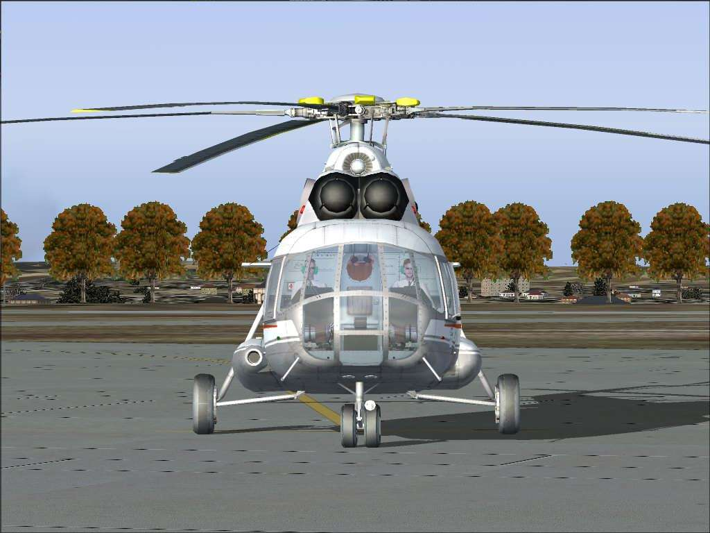 NEMETH DESIGNS - MIL MI-17 RELOADED