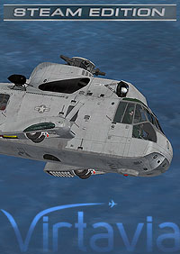 VIRTAVIA - SH-3 SEA KING FOR FSX-SE