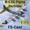 SU - FS-CAST BOEING B-17G FLYING FORTRESS