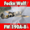 SIMBATTLEBIRDS - FOCKE WULF FW 190A-8 FOR FSX