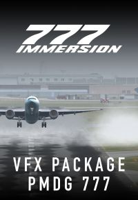 FSFX PACKAGES - 777 IMMERSION (FSX , FSX:SE & P3D)