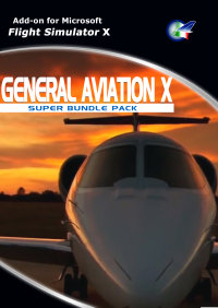 PERFECT FLIGHT - PERFECT FLIGHT - GENERAL AVIATION X SUPER BUNDLE PACK FSX