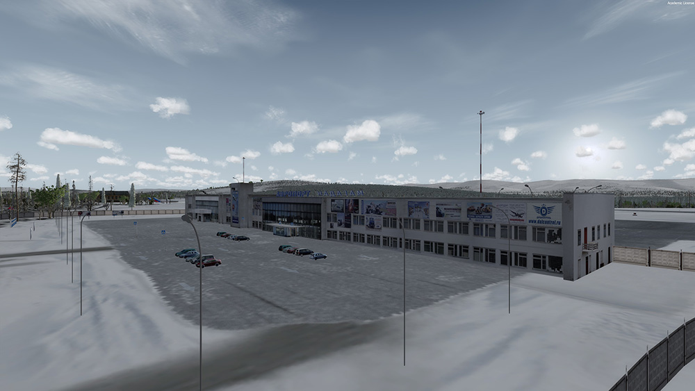 AEROSOFT - WELCOME TO KOLYMA P3D4