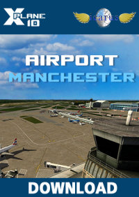 AEROSOFT - AIRPORT MANCHESTER X-PLANE 10 (DOWNLOAD)