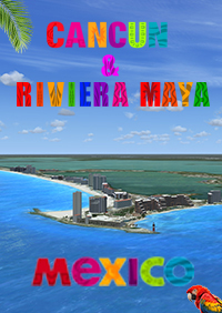 KINGS SCENERIES - CANCUN AND RIVIERA MAYA MEXICO MEGA SCENERY P3D