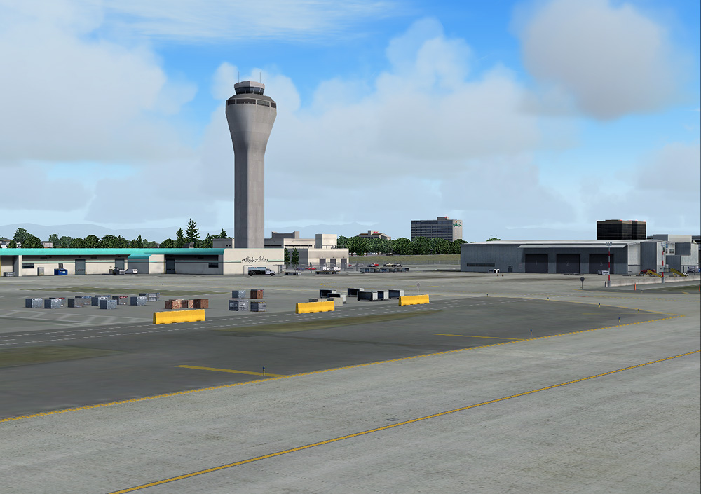 FLYTAMPA LEGACY - SEATTLE-TACOMA INTL KSEA FS2004