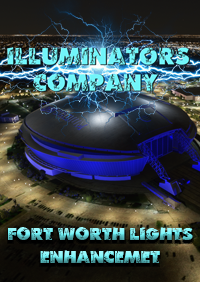 ILLUMINATORS - FORT WORTH - TEXAS (USA) NIGHT LIGHT ENHANCED MSFS