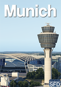 SHORTFINAL DESIGN - MUNICH AIRPORT X-PLANE 11
