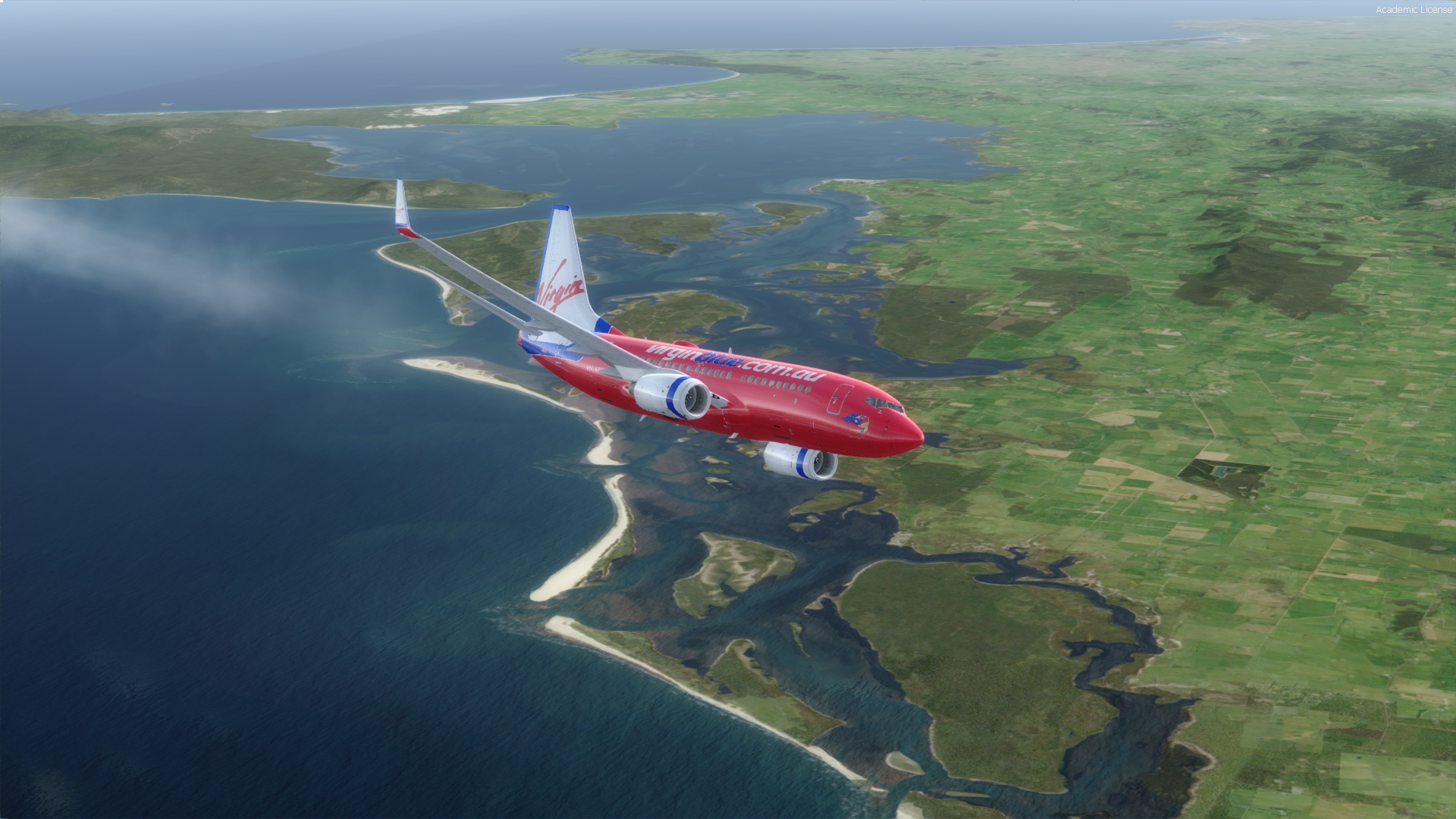 GIBSON SCENERIES - SOUTH EAST AUSTRALIA FSX P3D