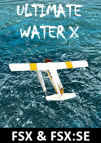 ZINERTEK - ULTIMATE WATER X FSX