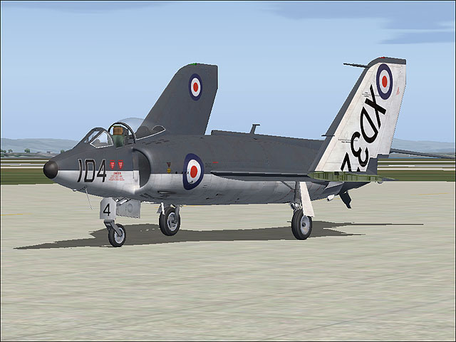 VIRTAVIA - SUPERMARINE SCIMITAR - FSX STEAM EDITION